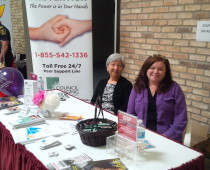 Council on Aging Frontenac- Kingston and PEAN – WEAAD 2015