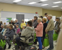 Owen Sound Seniors' Fair – WEAAD 2016