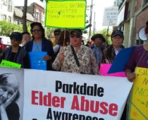Parkdale Elder Abuse Awareness Community Walk – WEAAD 2016