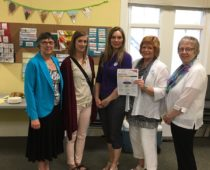 World Elder Abuse Awareness Day in Lakefield Library