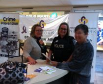 Elder Abuse Awareness day – Community Booth at Georgian Mall Barrie