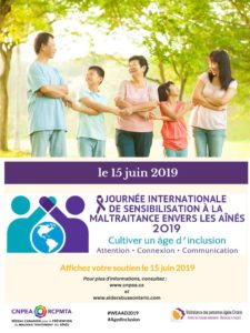 thumbnail of World Elder Abuse Awareness Day posters FR 1