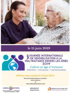 thumbnail of World Elder Abuse Awareness Day posters FR 4