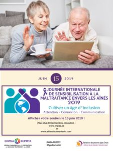 thumbnail of World Elder Abuse Awareness Day posters FR 6